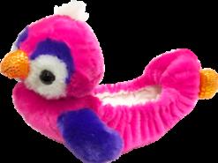 ChloeNoel pehmoteräsuoja pöllö